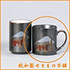 鉄結晶 富士山 東京マグ [80×90mm] 日本土産 浅草 和風 外国人向け お土産 日本