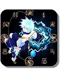 Hunter × Hunter 11'' 壁時計( ハンター×ハンター)あなたの友人のための最高の贈り物。あなたの家のためのオリジナルデザイン