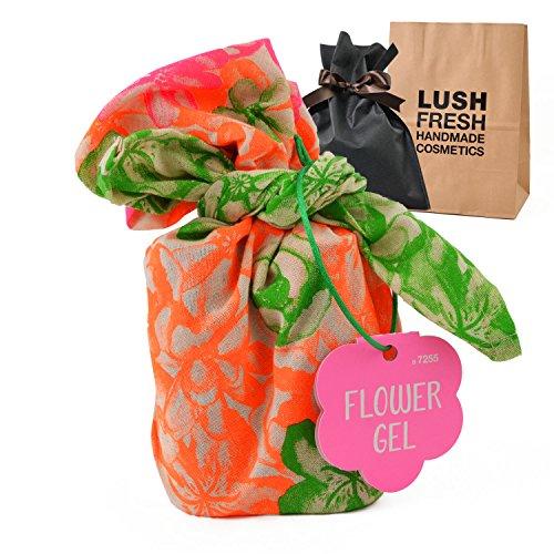 [ギフトラッピング済] LUSH ラッシュ フラワー シャワー ジェル ギフト ショップバッグ付き (2個入りギフトセット)