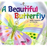 A Beautiful Butterfly (ナレーション・巻末ソングCD付)  アプリコットPicture Bookシリーズ 2