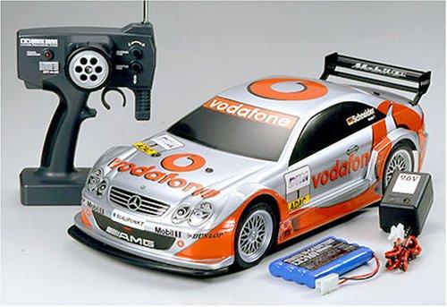 1/14 QD(クイックドライブ)RCカー シリーズ メルセデス-ベンツ CLK-DTM ボーダフォン (1~3)