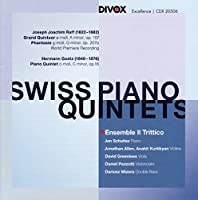 スイスのピアノ五重奏曲集