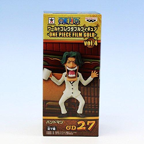 バンドマン (ワンピース ワールドコレクタブルフィギュア ONE PIECE FILM GOLD vol.4 アニメ プライズ バンプレスト)