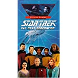 Star Trek - The Next Generation Episode 104: Silicon Avatar [VHS] [Import]