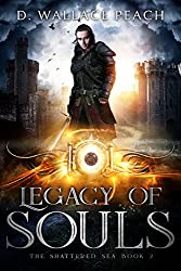 Legacy of Souls (The Shattered Sea Book 2) (English Edition)
