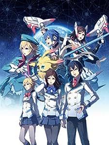 【Amazon.co.jp限定】ファンタシースターオンライン2 ジ アニメーション Blu-ray BOX(収納BOX付き)