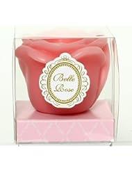 sweets candle(スイーツキャンドル) ベルローズ 【ピンク】(ba6700500pk)