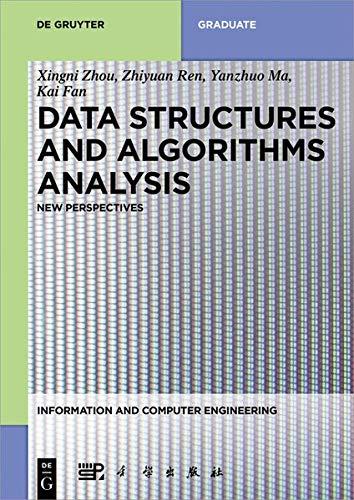 [画像:Linear Data Structures: New Perspectives (De Gruyter Textbook)]
