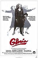 小ポスター米国版「グロリア」ジーナ・ローランズ