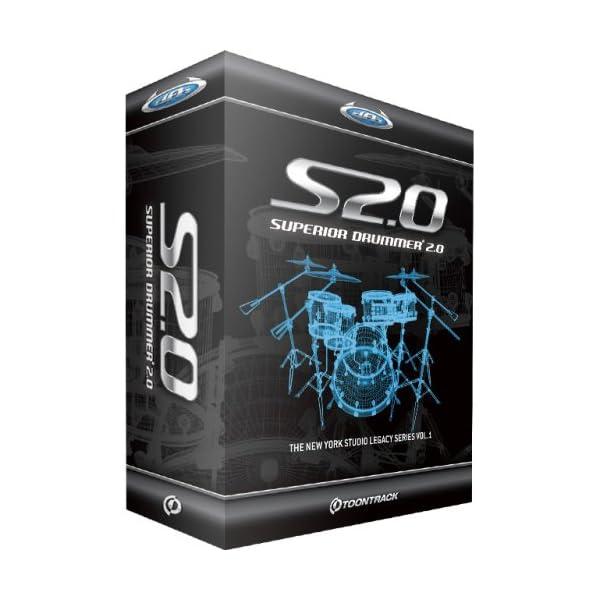 SUPERIOR DRUMMER 2.0の商品画像