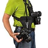 デジタル一眼レフカメラ用Opteka MCH-25マルチカメラキャリアハーネスホルスターシステム 【並行輸入】