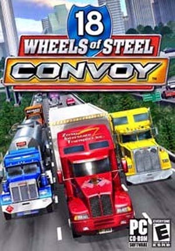 18 Wheels of Steel: Convoy  (輸入版)