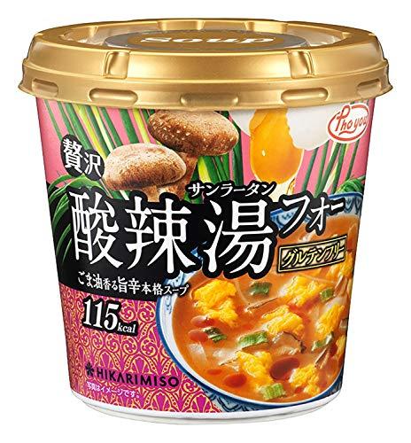 ひかり Pho you 贅沢酸辣湯フォー カップ 1セット(3個)
