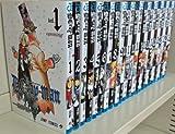 D.Gray-man コミック 1-24巻セット (ジャンプコミックス)