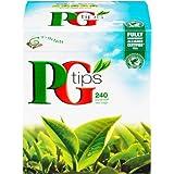 PG Tips Original (PGティップス オリジナルティー 240袋)- 240 Bags / 750g