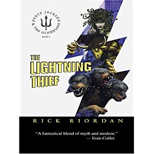 The Lightning Thief (Thorndike Press Large Print Literacy Bridge Series: Percy Jackson And The Olympians)