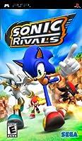 Sonic Rivals (輸入版) - PSP