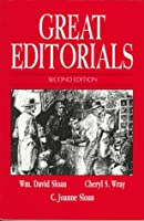 Great Editorials: Masterpieces of Opinion Writing