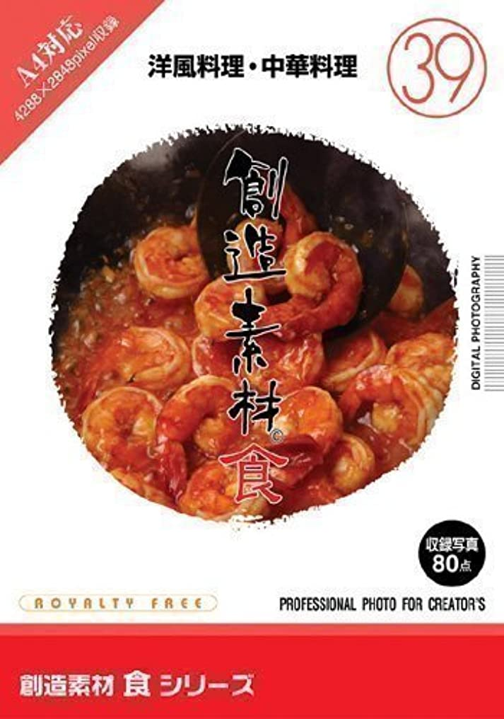 ダム振り子敗北創造素材 食(39) 洋風料理?中華料理