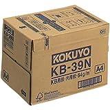 コクヨ KB用紙(共用紙) 64g A4 500枚×5冊