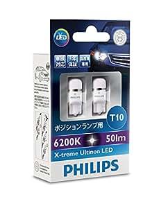PHILIPS(フィリップス)エクストリームアルティノンLEDT10 360°セラライト6200K 50lm 127996000KX2