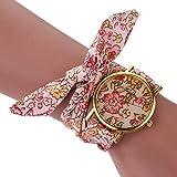 1stモール レディース 腕時計 花柄 アクセサリー 6色 オシャレ 可愛い 女性 ファッション プレゼント