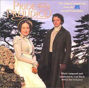Pride and Prejudice: The Original Soundtrack from the A&E Special Presentation (2000 TV Film)