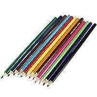 鉛筆ホルダーを含む12PCS Gullor盛り合わせ着色色鉛筆