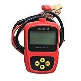 Seesii MICRO-30 オートバイ専用 バッテリー 診断ツール 起動システム 充電システム 12V デジタルテスター CCA測定 LCDディスプレイ
