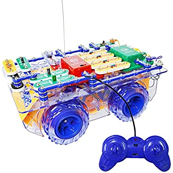 Snap Circuits 電脳サーキット バギー RC SNAP ROVER by Elenco