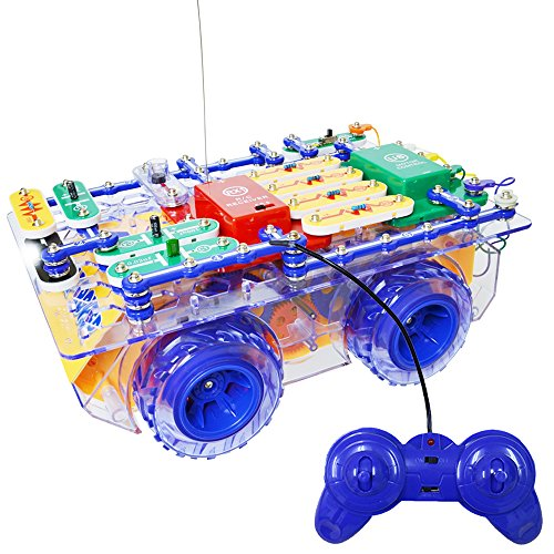 Snap Circuits 電脳サーキット バギー RC SNAP ROVER by Elenco