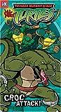 crocs Teenage Mutant Ninja Turtles 12: Croc Attack [VHS] [Import]