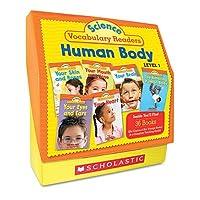 shs0545149185–Scholastic科学語彙リーダー: Humanボディ