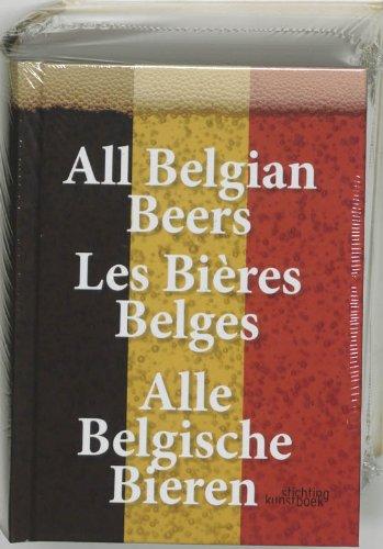 All Belgian Beers, Les Bieres Belges, Alle Belgische Bieren