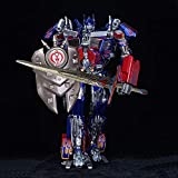 JQ trend おもちゃ 変形 ロボット BLACKMANBA LS-03 320mm 合金 変形 (画像色)