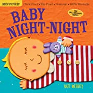 Indestructibles: Baby Night-Night: Chew Proof · Rip Proof · Nontoxic · 100% Washable (Book for Babies, Newborn