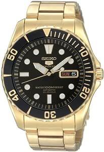 [セイコーインポート] 腕時計 セイコーimport SNZF22JC 逆輸入品 ゴールド