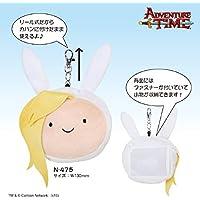 アドベンチャータイム ぬいぐるみパスケース / フィオナ 【定期入れ】