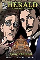 Herald Lovecraft & Tesla 3: Tying the Knot (Herald: Lovecraft and Tesla)