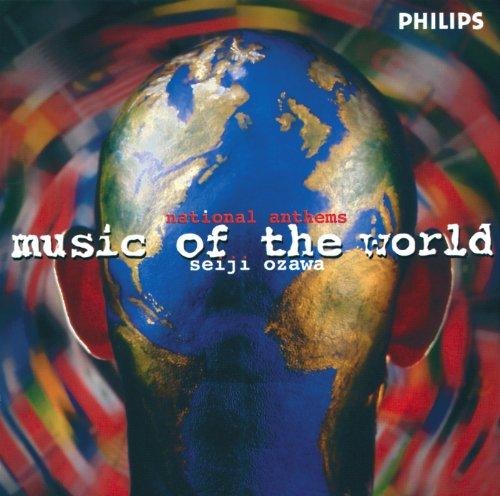 世界の国歌-Musicof The World