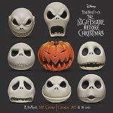 Nightmare Beforeクリスマス壁2017年カレンダー