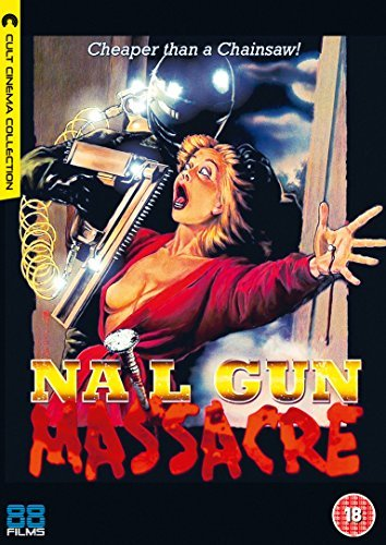 Nail Gun Massacre [DVD] by Rocky Patterson