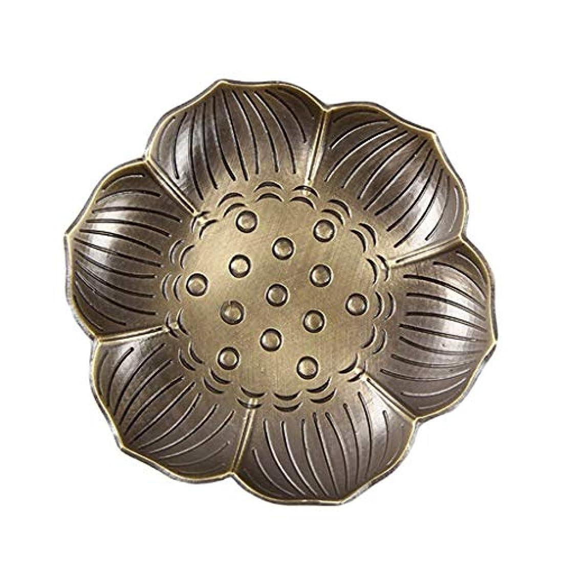 マンハッタン引き出し本物の合金香炉コイルバーナークリエイティブホームオフィスの装飾香バーナークラシック梅スティックスティック香ホルダー (Color : D)