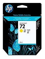 日本HP HP72 インクカートリッジ イエロー 69ml C9400A