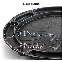 Queen Sense クイーン センス サムギョプサル 韓國のバーベキュー  グリルパン [並行輸入品]