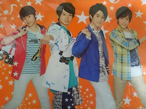 HiHi Jet クリアファイル ジャニーズ銀座 A公演