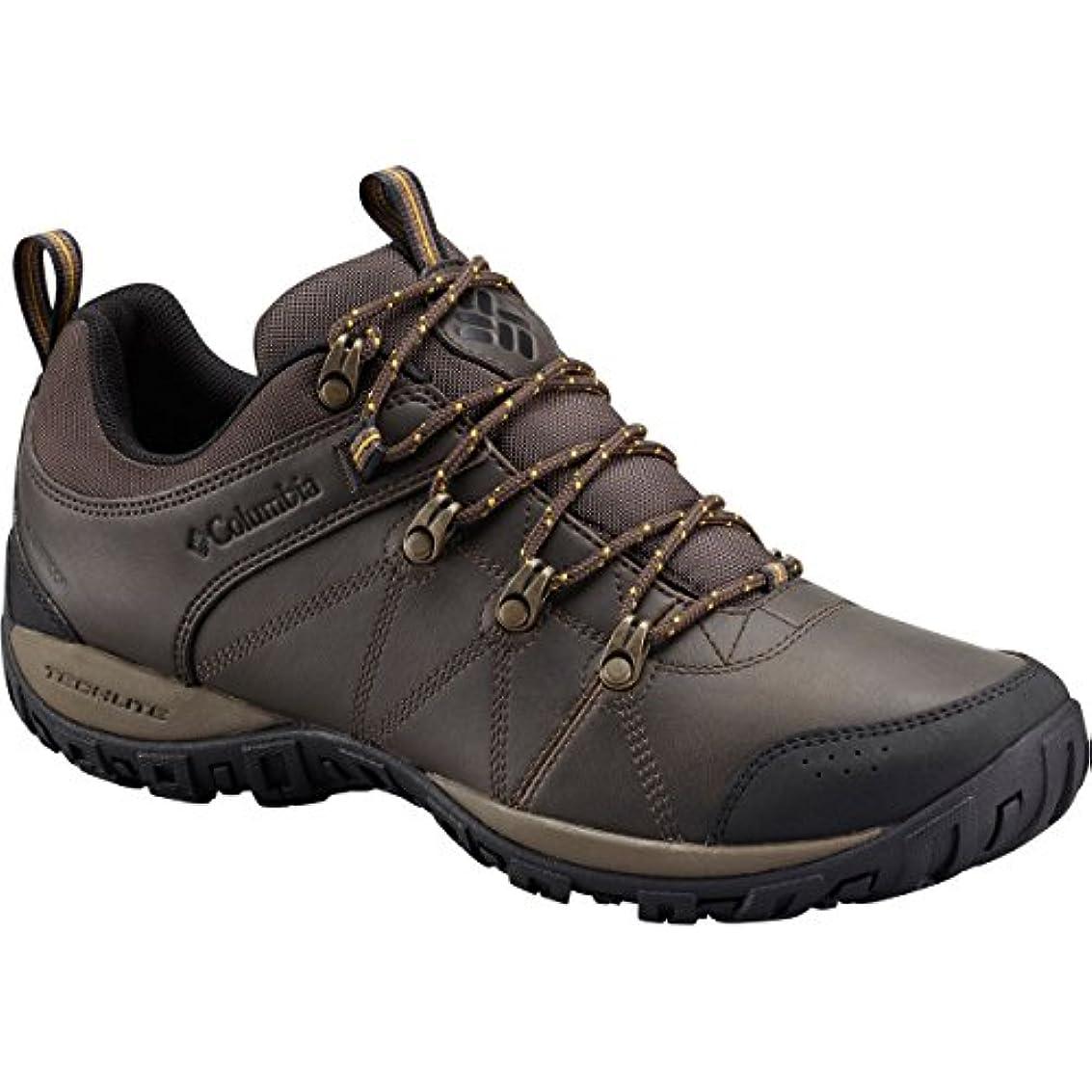 赤外線強打アプローチ[Columbia] コロンビア Peakfreak Venture Waterproof Hiking Shoe メンズ ハイキングシューズ [並行輸入品]