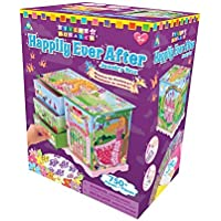 The Orb Factory Sticky Mosaics Happily Ever After Jewelry Box by The Orb Factory
