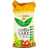 Pureharvest Organic Corn Cake Thins, 150 g