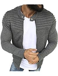 [spasibo(スパシーバ)] 3色の中から選べる メンズ 軽量 ジップアップ スマートスウェットジャケット